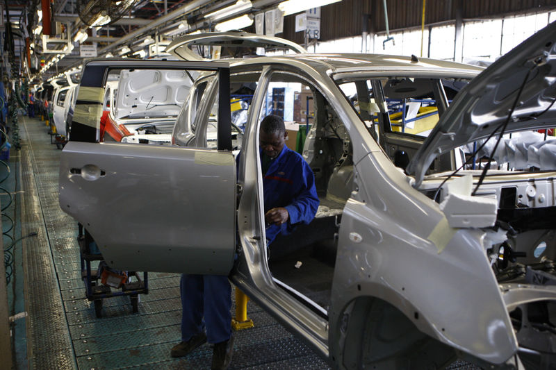 Nissan South Africa to invest $213 mln to build new Navara model