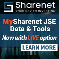 QUICKSHARE - SNH - SHARENET - Your Key To Investing on The JSE