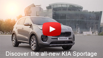 VIDEO: The all-new KIA Sportage